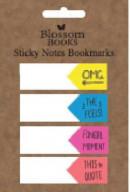 Sticky Bookmarks (set van 20 stuks á 2,50 per stuk)