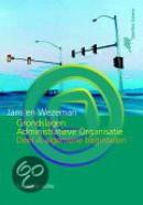Grondslagen van de administratieve organisatie A Algemene beginselen