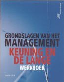 Grondslagen van het management Werkboek
