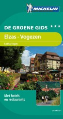 Michelin De Groene Gids Elzas - Vogezen