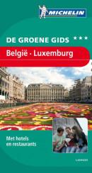 Groene Reisgids België-Luxemburg
