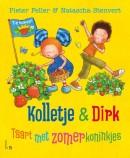 Kolletje en Dirk – Taart met zomerkoninkjes incl sokken