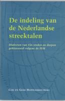 De indeling van de Nederlandse streektalen
