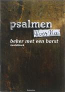 Psalmen voor nu Beker met een barst : muziekboek