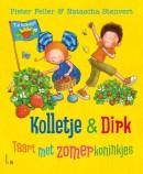 Kolletje en Dirk - Taart met zomerkoninkjes