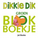 Dikkie Dik Groen blokboekje