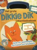 Dikkie Dik : Het grote Dikkie Dik vakantiedoeboek