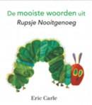 Navulset 4 x Mooiste woorden uit Rupsje Nooitgenoeg miniboekje
