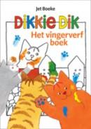 Dikkie Dik : Het vingerverfboek