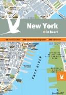 Dominicus Stad-in-kaart : New York in kaart