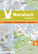 Dominicus Stad-in-kaart : Marrakech in kaart