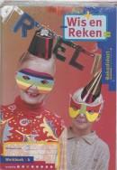 Wis en reken europroof set 5 ex Groep 3 2b Werkboek