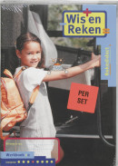 Wis en Reken set 5 ex Groep 4 1a Werkboek