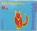 Stenvertblok Rekenmakkers set 5 ex M4 Leerlingenboek