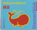 Stenfertblok rekenmakkers M8