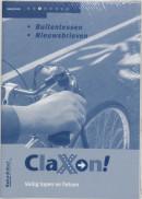Claxon ! set 5 ex Groep 4 Buitenlessen / nieuwsbrieven