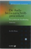 De awb-bezwaarschrift-procedure