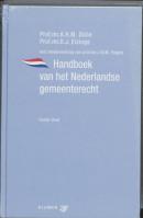 Handboek van het Nederlandse gemeenterecht