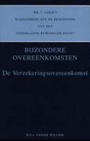 Asser serie Mr. C. Asser's handleiding tot de beoefening van het Nederlands burgerlijk recht 6 De verzekeringsovereenkomst
