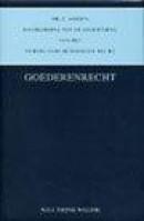 Asser serie Mr. C. Asser's handleiding tot de beoefening van het Nederlands burgerlijk recht Goederenrecht
