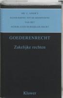 Mr. C. Asser's handleiding tot de beoefening van het Nederlands burgerlijk recht Goederenrecht