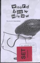 Woordbouw nieuw set 5 ex. Basisblok Bouwschrift