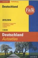 Grote atlas Duitsland 2015-2016