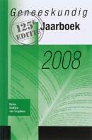 Geneeskundig jaarboek 2008