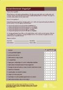 SEV Sociaal Emotionele Vragenlijst Formulieren (set van 20)