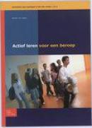 Actief Leren Voor Een Beroep / Niveau 1-2