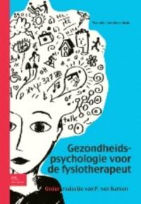 Gezondheidspsychologie voor de fysiotherapeut deel 1