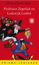 Vantoen.nu Professor Zegellak en Lodewijk Losbol