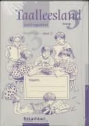 Taalleesland set 5 ex Groep 3 Spellingpakket werkboek 2