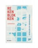 Rekenblokken leerwerkboek 2F getallen
