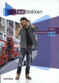 Taalblokken 3 Engels Mbo-4 A2/B1 Leerwerkboek