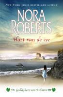 Nora Roberts - Hart van de zee - Deel 3 van De Gallaghers van Ardmore trilogie
