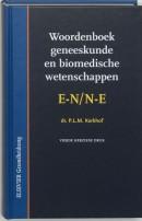 Woordenboek geneeskunde en Biomedische wetenschappen EN/NE