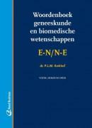 Woordenboek geneeskunde en biomedische wetenschappen E-N/N-E