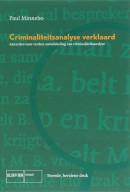 Criminaliteitsanalyse verklaard