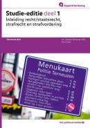 Stapel & De Koning Studie-editie, deel 1 + StudieCloud Inleiding recht/staatsrecht, strafrecht en strafvordering.