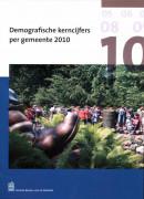 Demografische Kerncijfers per gemeente 2010