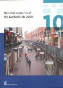 National accounts of the Netherlands 2009