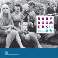 Baby boomers in the Netherlands - what the statistics say