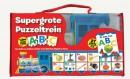 Supergrote puzzeltrein Ik leer het ABC
