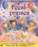 Prinsessenfeest, mijn boek en prinsessenpakket