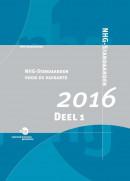 NHG-standaarden NHG-standaarden voor de huisarts 2016
