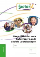 Mogelijkheden voor hulpvragers in de sociale voorzieningen Cursus