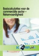 Basiscalculaties voor de commerciële sector - rekenvaardigheid