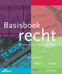 MBO Recht Basisboek recht 6e druk incl. website