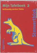 Stenvert Mijn tafelboek 2 Gr45 WB set 5ex